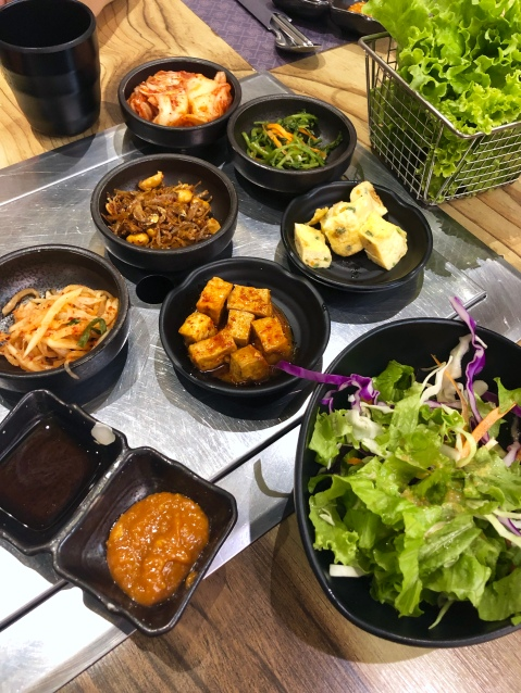 Banchan (2.5): better than expected.