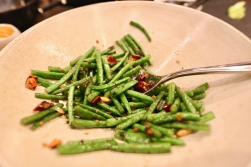 French green beans sit-fry (3.5)