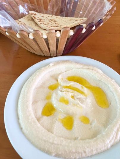 Hummus, baby!