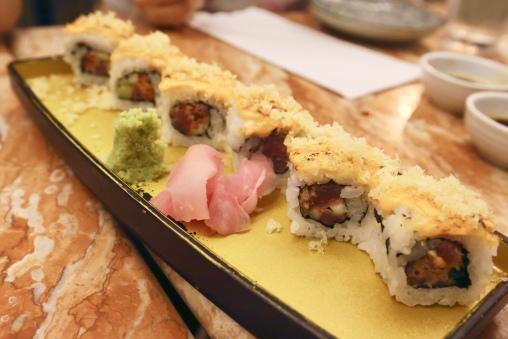 Spicy Tuna Maki (3.0): good.