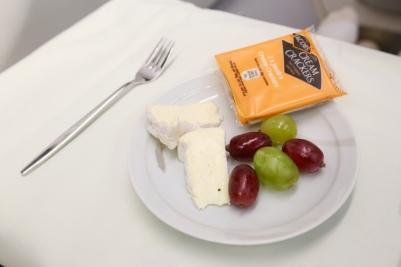 Fourme d'Ambert (3.0): also beginning to appreciate cheese with grapes.