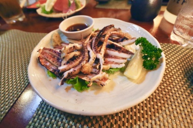 Grilled Squid (2.5)