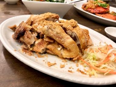 Garlic Chicken (1.5)