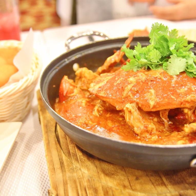 Chili Crab (3.5)